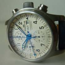 Fortis B42 Flieger Chronograph GMT