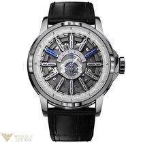 Harry Winston Opus XII 18K White Gold Men's Watch