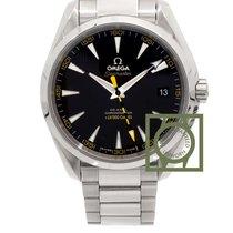 Omega Seamaster Aqua Terra 15000 gauss 41,5mm black steel