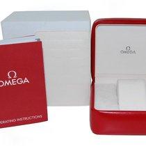 Omega Box mit Umkarton und Zubehör