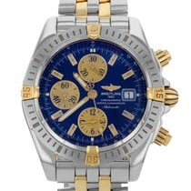 Breitling Chronomat Evolution 18K Gold