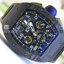 Richard Mille Felipe Massa Carbon 10th Anniversary Limited 100...