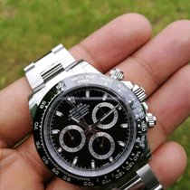 Rolex Daytona Cosmograph 116500LN Steel/Ceramic - BLACK dial