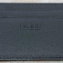 Rado vintage wallet black leather newoldstock