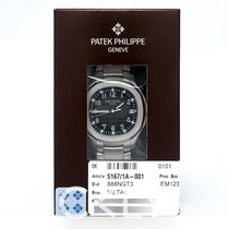 Patek Philippe Aquanaut Black/Steel 40mm - 5167/1A-001