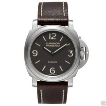 Panerai PAM00562 Luminor Base 8 Days Acciaio PAM 562 Manual...