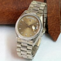 Rolex Day Date Bark finish Tropic Dial