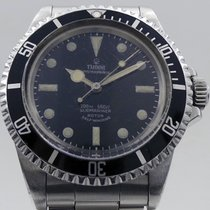 Tudor Vintage Submariner Oyster Prince Black Rose