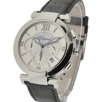 Chopard 388549-3001 Imperiale 40mm Chronograph in Steel - on...