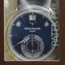 Patek Philippe Platinum Double Sealed Annual Calendar Chrono...