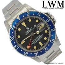 Ρολεξ (Rolex) GMT Master 1675 Blueberry bezel Red Arrow very...