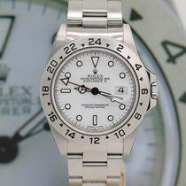 Rolex Explorer II Stahl Automatik Ref :16570 mit Papiere von 1993