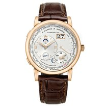 A. Lange & Söhne Lange 1 Time Zone Rose Gold (116.032)