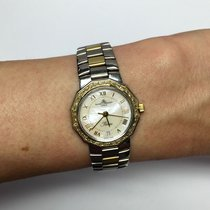 Baume & Mercier 26mm  Riviera 18k Gold & Steel Ladies...