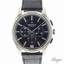 Zenith El Primero 36'000 VpH Captain Chronograph Black