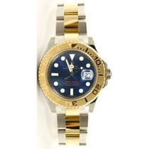Rolex Yachtmaster 16623 Full-Size Men's Stainless Steel...
