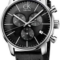 ck Calvin Klein city Herren Chronograph K2G271C3