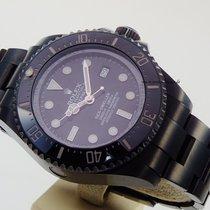 Rolex Sea - Dweller  Deep Sea PVD DLC Black  LC 100