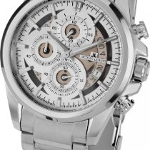 Jacques Lemans LIVERPOOL 1-1847F Herrenchronograph Design...