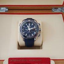 Omega Planet Ocean 600m Co-Axial Chronograph 45.5mm Liquit Metal
