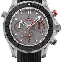 Omega Seamaster 300m Diver Co-Axial Chronograph 44mm 212.92.44...