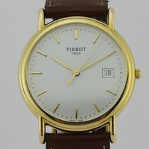 Tissot Carson 18K Gold Quartz T71342911