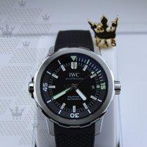 IWC IW329001   Aquatimer Black Dial