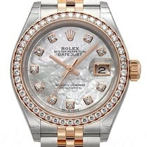 勞力士 (Rolex) Lady Datejust Mother of Pearl Dial with diamonds