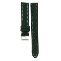 Breitling Green Leather Strap 15mm/14mm