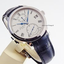 Glashütte Original Senator Chronometer white gold perfect...