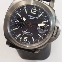 Πανερέ (Panerai) Luminor GMT – men's watch – year 2005