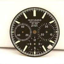 Movado Quadrante/Dial per Datron HS 360 Pilot Anni '90