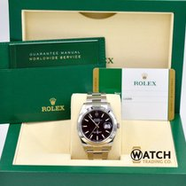 Rolex Unworn Datejust II 116300 Black Index  Dial