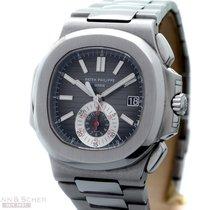 Patek Philippe Nautilus Chronograph Ref-5980/1A-014 Stainless...