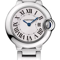 Cartier Ballon Bleu Women's Watch W69010Z4