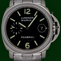 Πανερέ (Panerai) Luminor Marina Pam048 Automatic 40mm Steel...