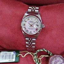 Rolex Oyster Perpetual Ladies DateJust MOP dial Ref: 79174
