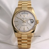 Rolex Day-Date 118238 18K Yellow Gold