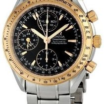 Omega 323.21.40.44.01.001 Speedmaster Day-Date Mens Chrono...