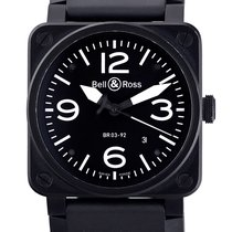 Bell & Ross Aviation BR 01-92 Carbon BR03-92