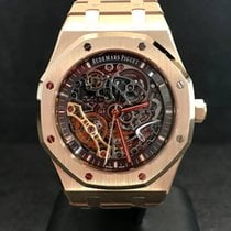 Audemars Piguet Royal Oak Openworked 41MM Rose - NEW