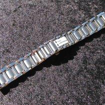 Zenith Ra 20mm Watch Port Royal Bracelet Steel Band Band New...