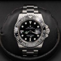 Rolex Gmt Master Ii 116710ln Stainless Steel