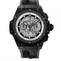 Hublot King Power Unico Black and White 48mm