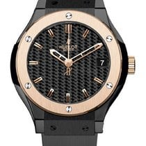 Hublot Fusion Ceramic King Gold
