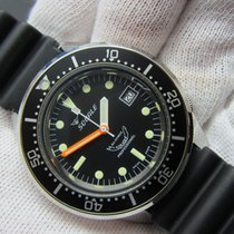 Squale Professional 1521 Blasted - Black on Black -