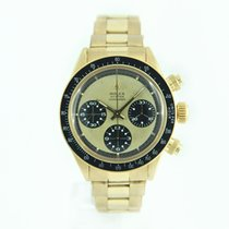 Rolex Daytona 6263 Paul Newman 1Serie+Original Warranty