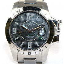 Ball Engineer Hydrocarbon Magnate GMT 40mm Watch GM2098CSCAJB...