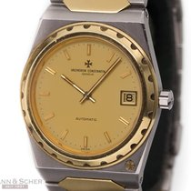 Vacheron Constantin Ref-222 18k Yellow Gold Stainless Steel...