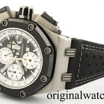 Audemars Piguet Royal Oak Offshore Rubens Barrichello Limited...